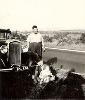 Raymond Pierrot Francoise 1er Salmson année 1955.jpg